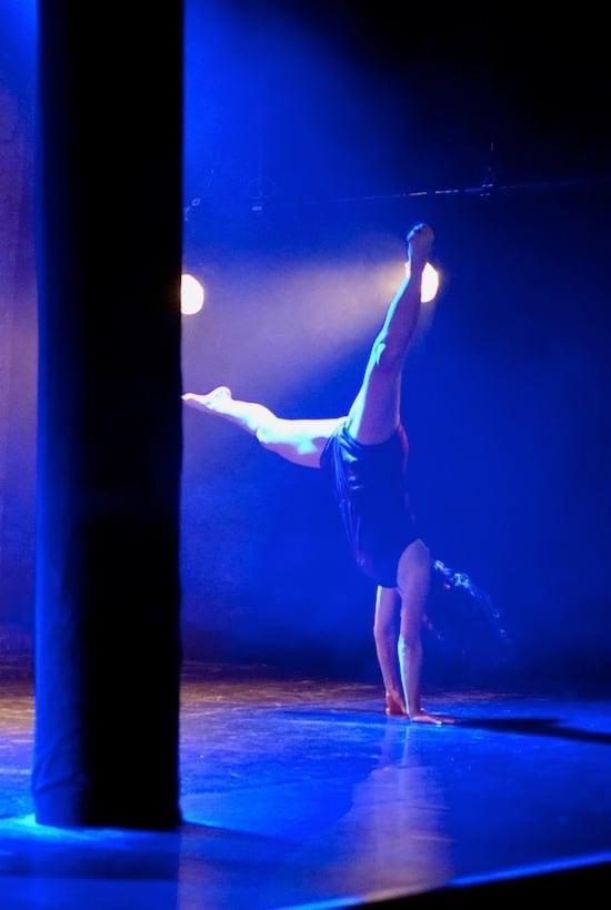 deutsche dance form